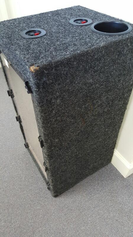 ROCKFORD FOSGATE Car Speakers/Speaker System PUNCH RFP 812