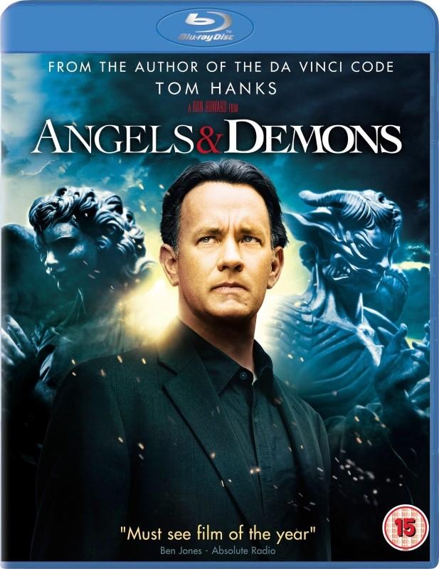 BLU-RAY MOVIE Blu-Ray ANGELS & DEMONS