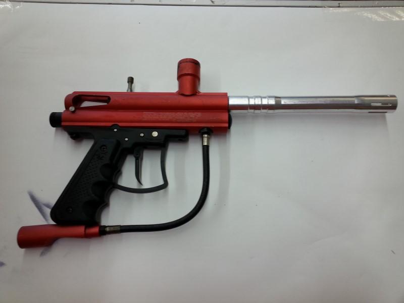 VL PAINTBALL GUN LANCER