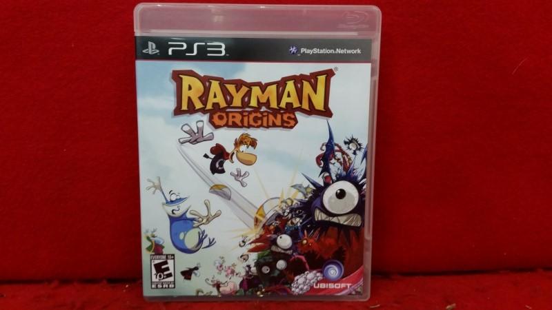 Rayman Origins (Sony PlayStation 3, 2011)