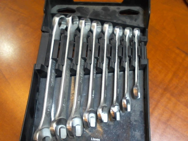 HUSKY TOOLS Wrench 8 PC WRENCH SET