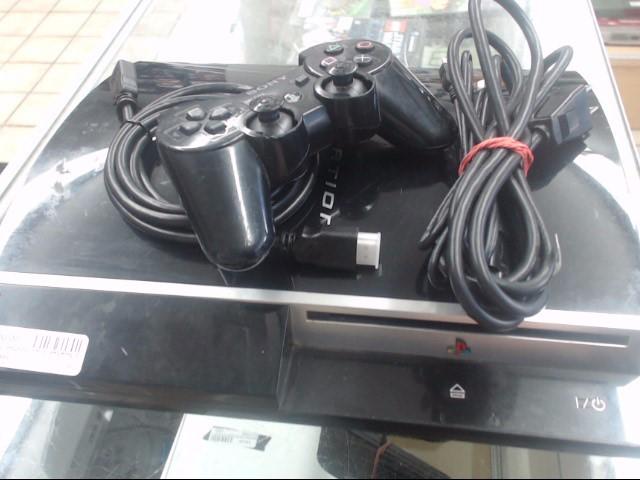 SONY PlayStation 3 PLAYSTATION 3 - SYSTEM - 40GB - CECH-L01