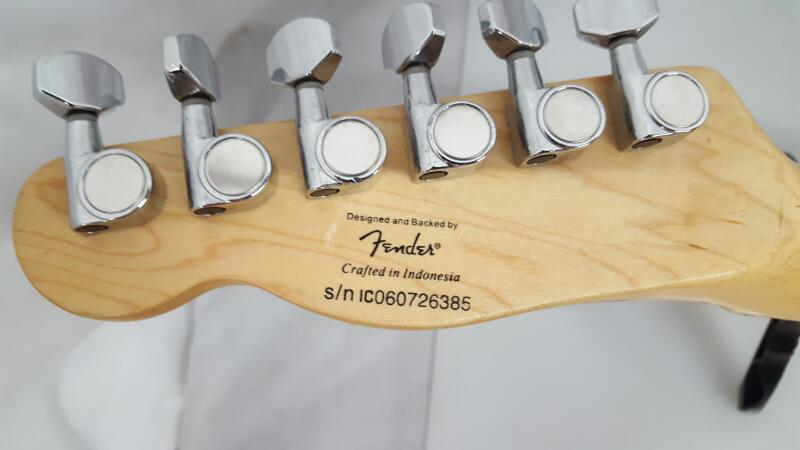 FENDER Electric Guitar SQUIER TELECASTER