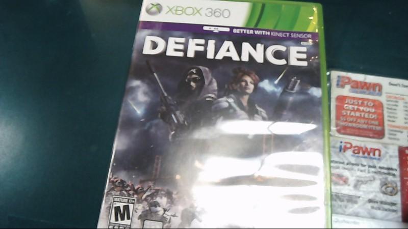 MICROSOFT Microsoft XBOX 360 Game DEFIANCE