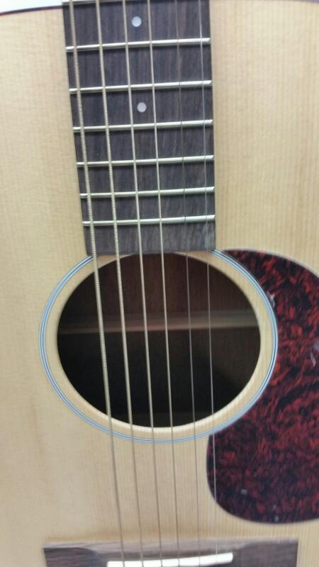 Martin & Co. Model: Custom 6 String Acoustic Guitar Made In USA