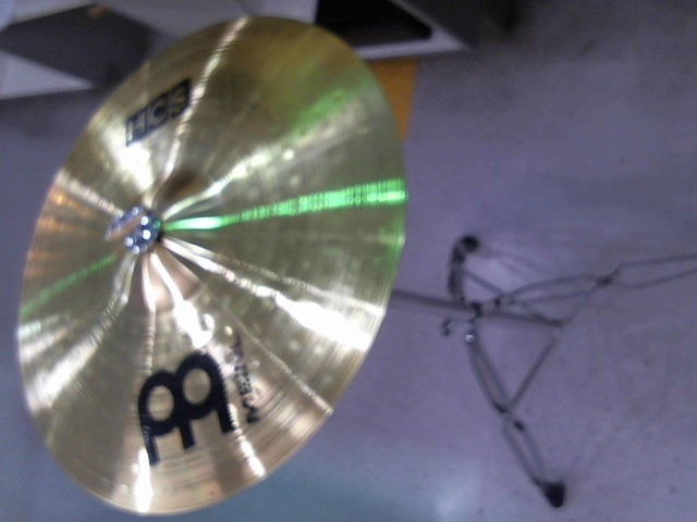 "MEINL CYMBALS & PERCUSSION Cymbal HCS 18"" CRASH"