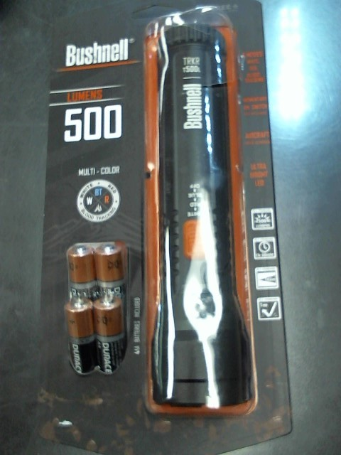 BUSHNELL Flashlight TRKR T500L