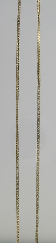 Gold Chain 14K Yellow Gold 4.9dwt
