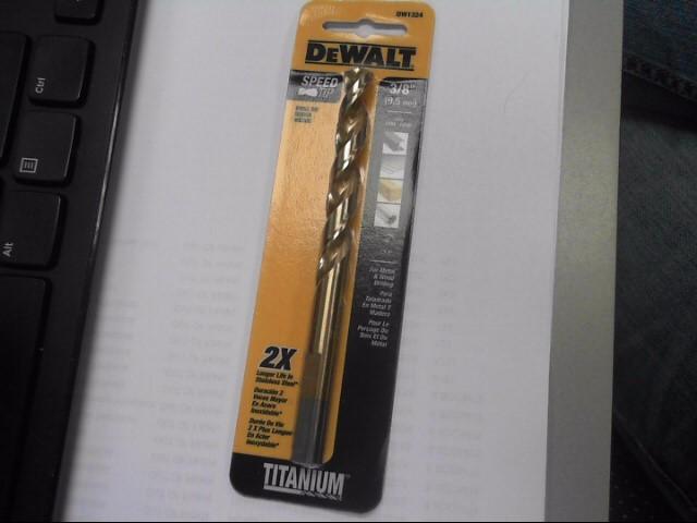 DEWALT Drill Bits/Blades DW1324