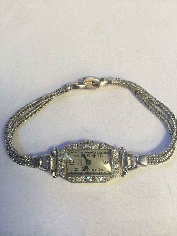 GRUEN Lady's Wristwatch N/A