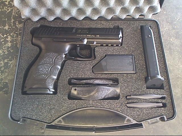 HECKLER & KOCH Pistol P30 -V3 40S&W DA/SA (M734003-A5)