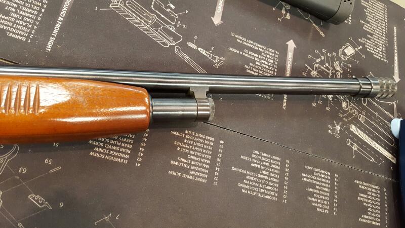 WESTERN FIELD Shotgun M550A