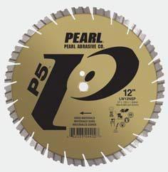 PEARL ABRASIVE Concrete Saw LW20NSP