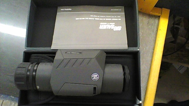 SIG SAUER Binocular/Scope OSCAR3