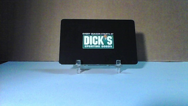 DICK'S SPORTING GOODS $84.54 Gift Card