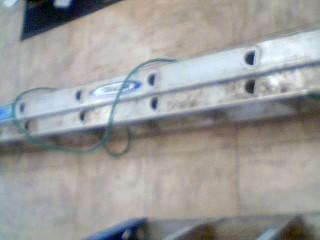 WERNER LADDER Ladder 24FT EXT LADDER