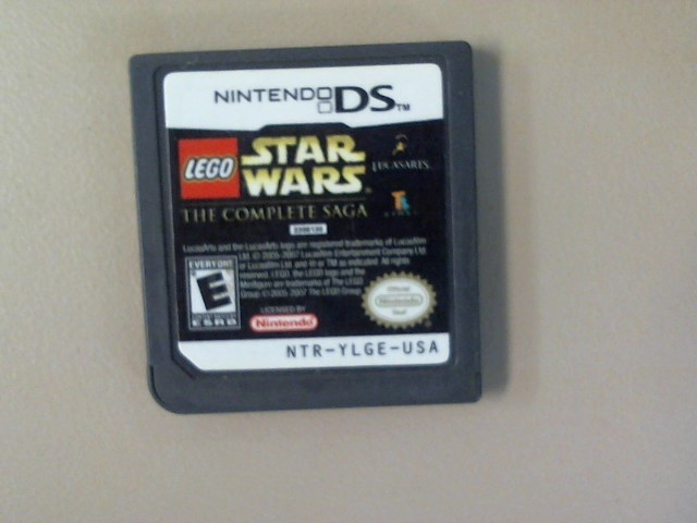STAR WARS -DS