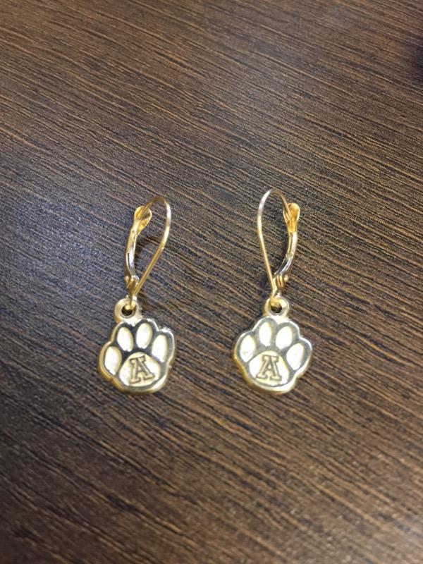 Gold Earrings 10K Yellow Gold 1.8g