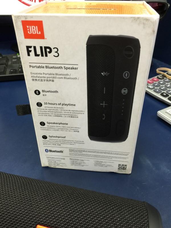 JBL Flip 3 Splashproof Portable Bluetooth Speakers