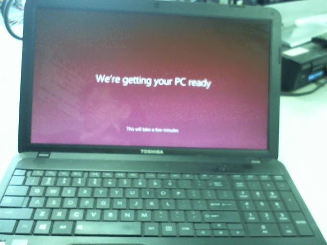 TOSHIBA Laptop/Netbook SATELLITE C855D-S5106