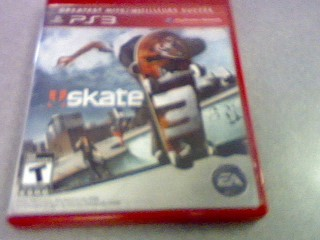 SONY Sony PlayStation 3 Game PS3 SKATE3