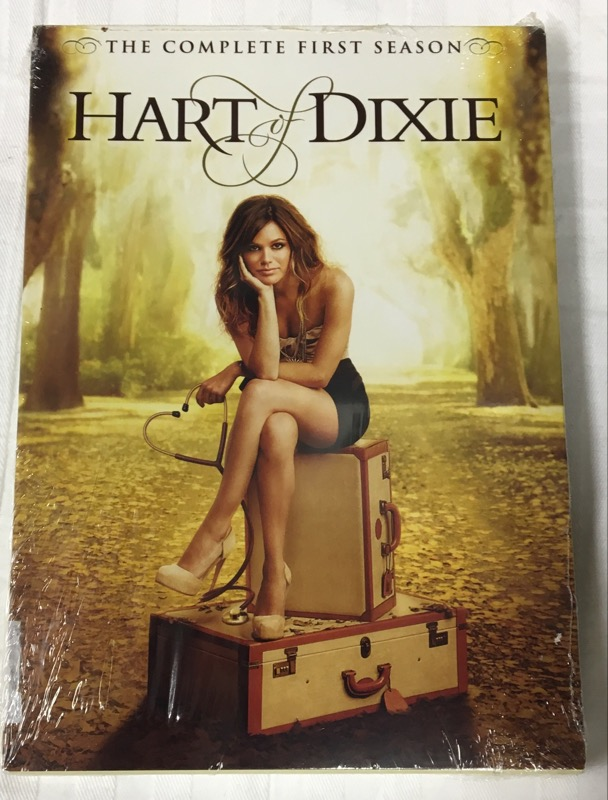 DVD BOX SET HART OF DIXIE FIRST SEASON