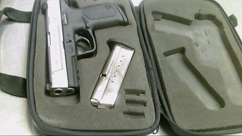 SMITH & WESSON PISTOL 9MM SD9VE