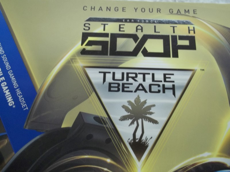 TURTLE BEACH STEALTH SO-OP 500P