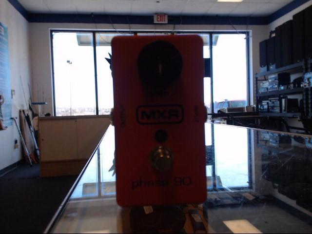 MXR Effect Equipment PHASE 90