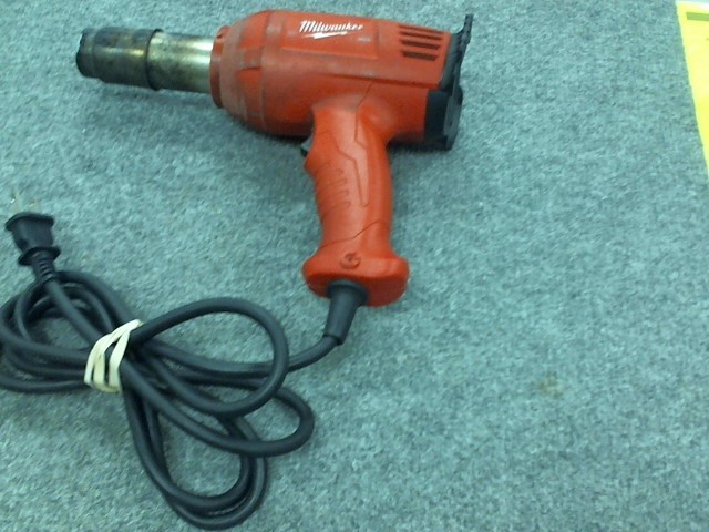 MILWAUKEE Cement Heat Gun 8975-6 DUAL TEMP HEAT GUN