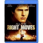 BLU-RAY MOVIE Blu-Ray ALL THE RIGHT MOVES