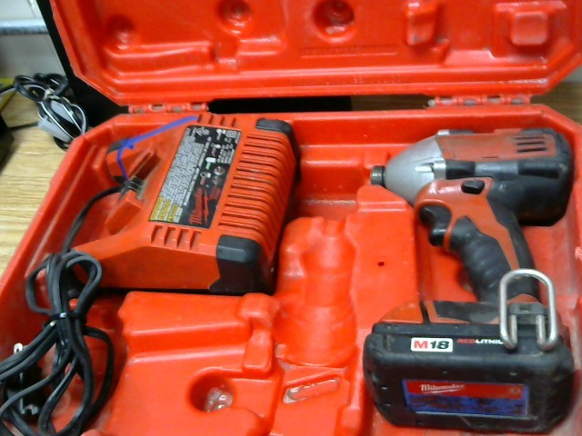 MILWAUKEE Impact Wrench/Driver IMPACT DRIVER 2650-20