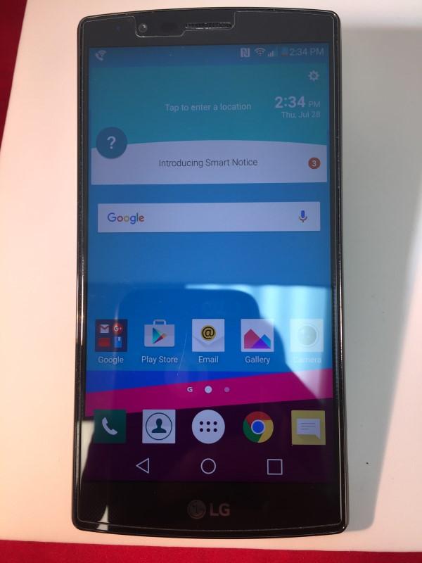 LG G4 Cell Phone/Smart Phone LG-H811 - TMOBILE