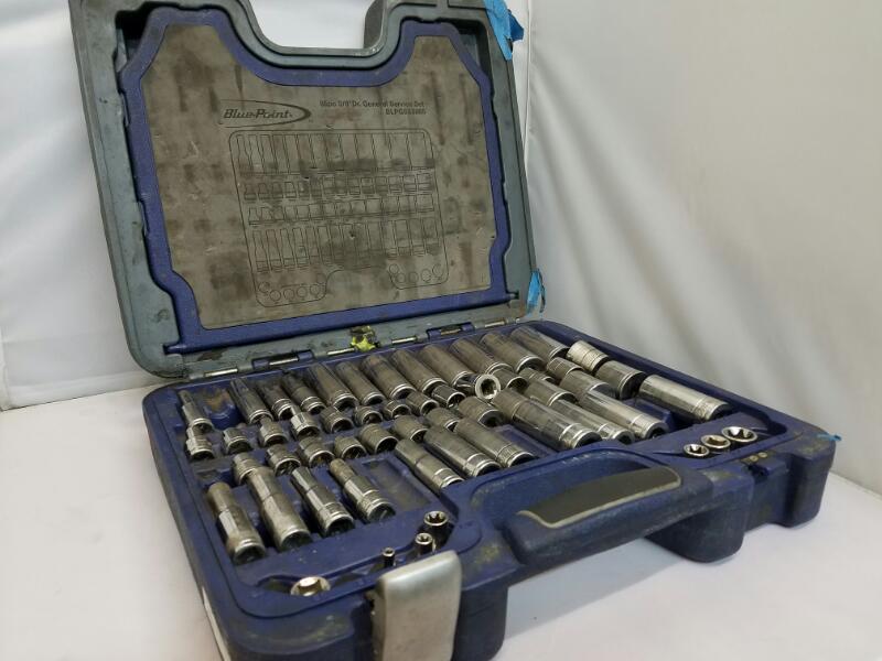 BLUE POINT Sockets/Ratchet BLPGSS3885