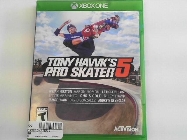 XBOX ONE PRO SKATER 5