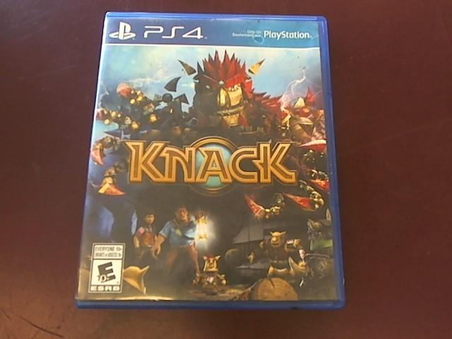 SONY Sony PlayStation 4 Game KNACK