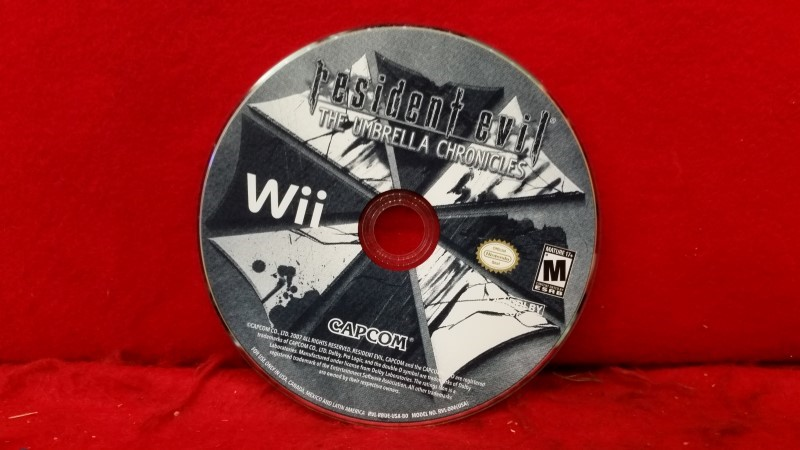 Resident Evil: The Umbrella Chronicles (Nintendo Wii, 2007)