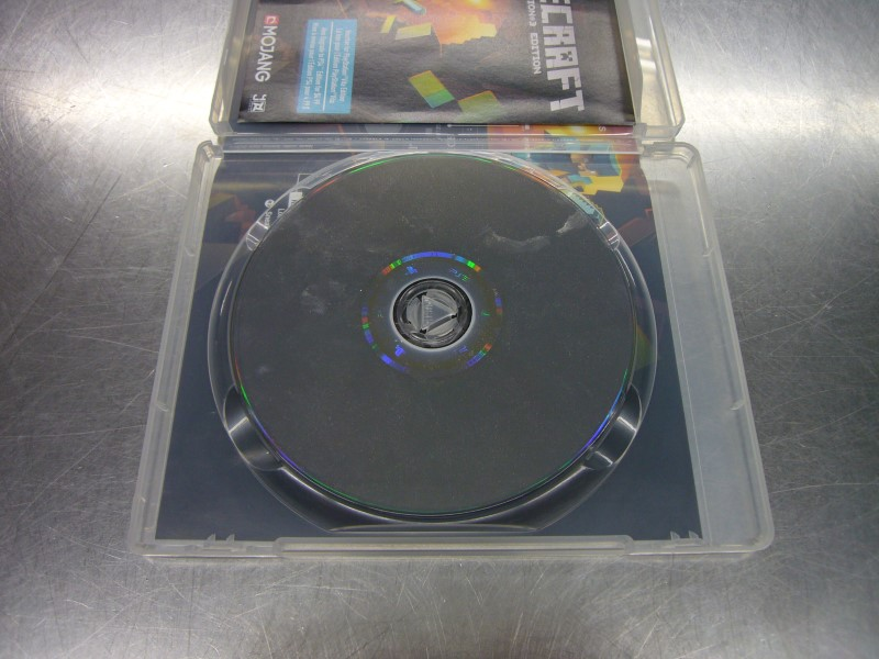 SONY PlayStation 3 Game MINECRAFT