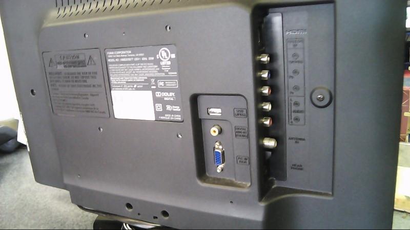 MAGNAVOX Flat Panel Television 19ME601B/F7