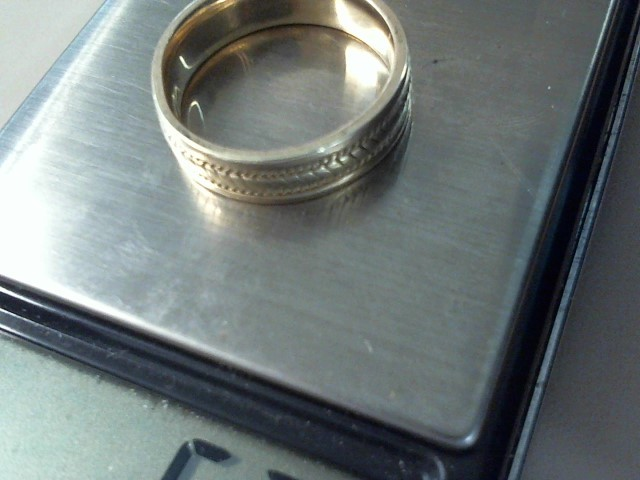 Gent's Gold Ring 14K Yellow Gold 5.7dwt