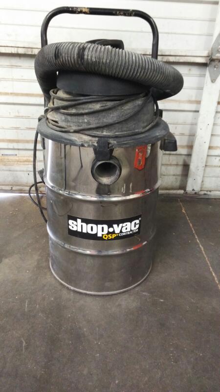 SHOP-VAC Vacuum Cleaner QPL650