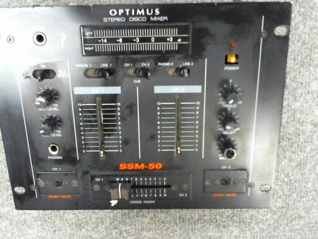 OPTIMUS Mixer SSM-50