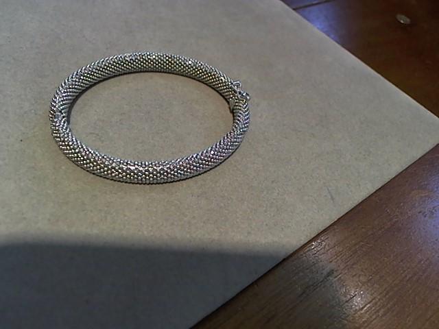 Gold Bracelet 14K White Gold 26.7g