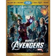 BLU-RAY MOVIE Blu-Ray THE AVENGERS