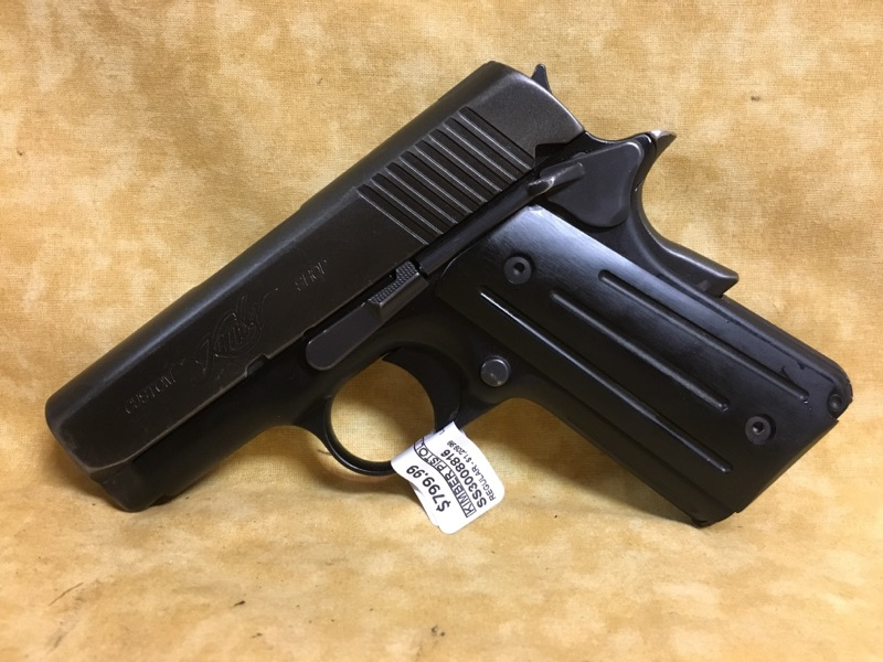 KIMBER Pistol ULTRA RCP II