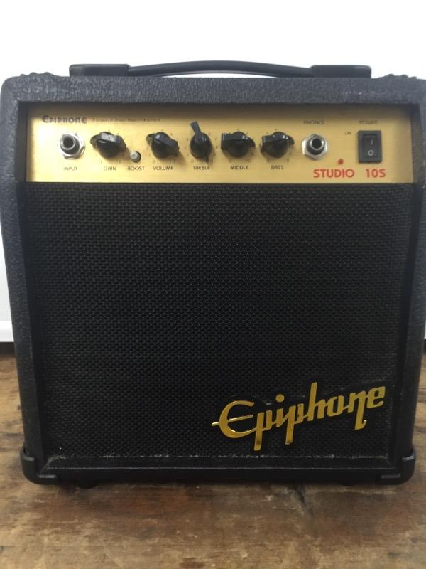 EPIPHONE Electric Guitar Amp STUDIO 10S