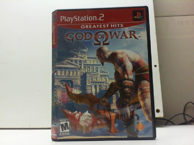 SONY Sony PlayStation 3 Game GOD OF WAR PS2