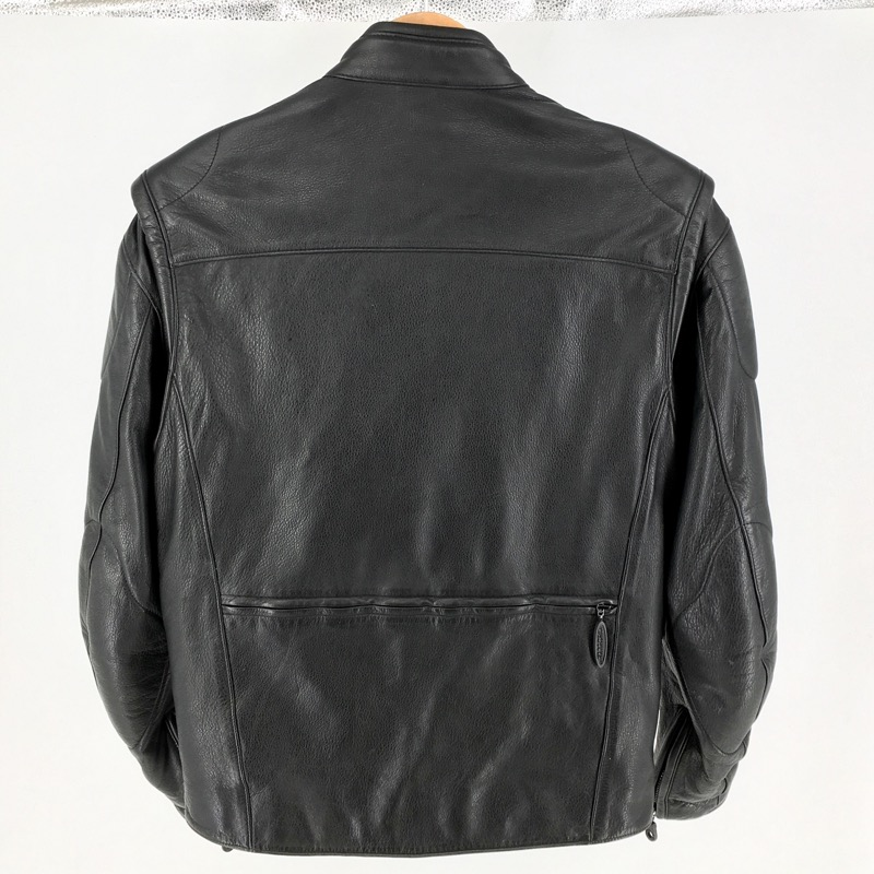 Harley Davidson Men's Size Medium FXRG Leather Motorcycle Jacket