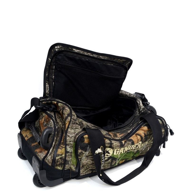 Gander Mountain Premium Duffel Bag Camo Design>