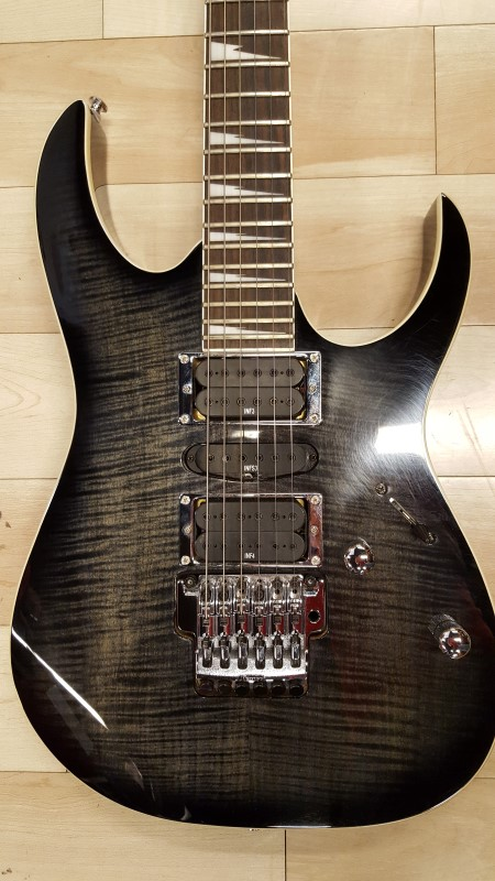 IBANEZ Electric Guitar RG4EXFM1